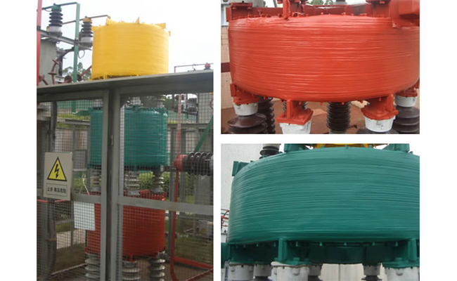 Reactor Coated Silicone Rubber Insulation Coating JY-1